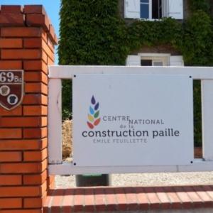 Le Centre National de la Construction Paille Émile Feuillette