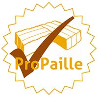 Logo attestation Formation Pro-Paille réussie